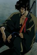 Jubei the Wandering Shinobi Ninja Scroll
