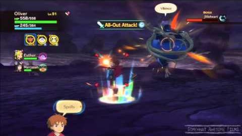 Ni No Kuni Heart of Darkness Bounty Hunt 128