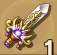 Primordial sword
