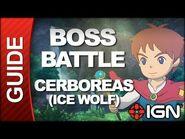 Ni No Kuni - Boss Battle Strategy- Cerboreas