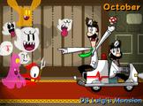Nintendask Mario Kart 2017 Calander Project - Askthedrbros - October - DS Luigi's Mansion.png