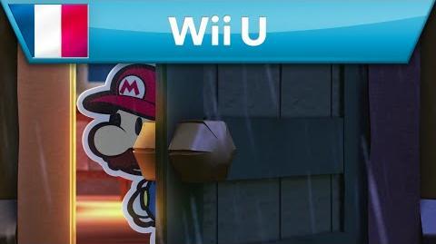 Paper Mario- Color Splash - Bande-annonce de l'E3 2016 (Wii U)