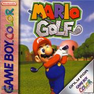 Mario Golf (Game Boy Color) (EU)