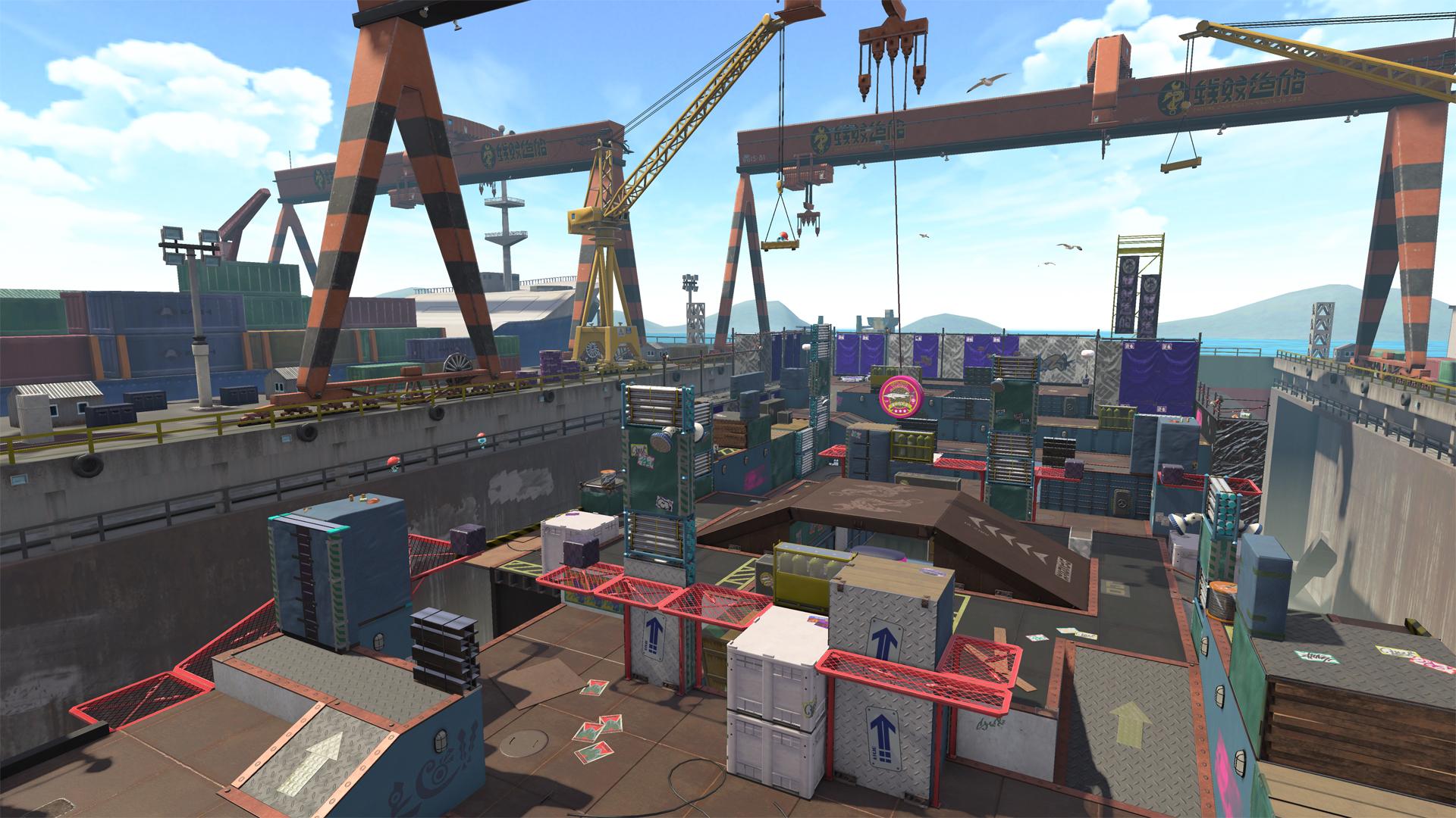 Sturgeon Shipyard