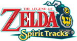 The Legend of Zelda - Spirit Tracks Logo.png