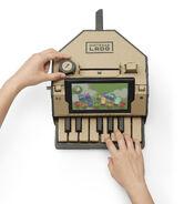 Nintendo Labo - Toy Con Variety Kit 04a Piano