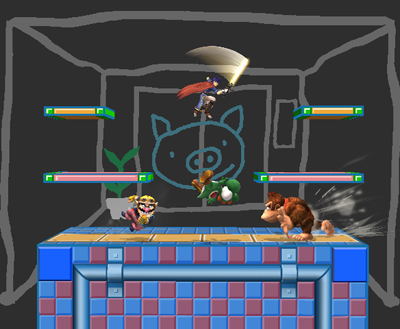 WarioWare, Inc. (stage)