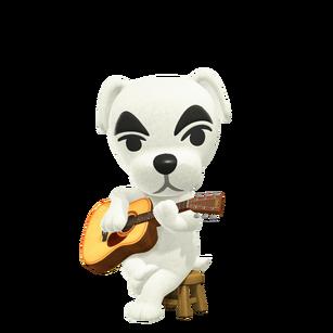 Animal Crossing New Horizons - K.K. Slider