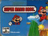 Super Mario Bros. (Game & Watch)