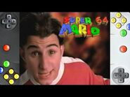 "Super Mario 64 ""This Place Is Very Sweet"" (Nintendo 64-N64-Commercial) Full HD"