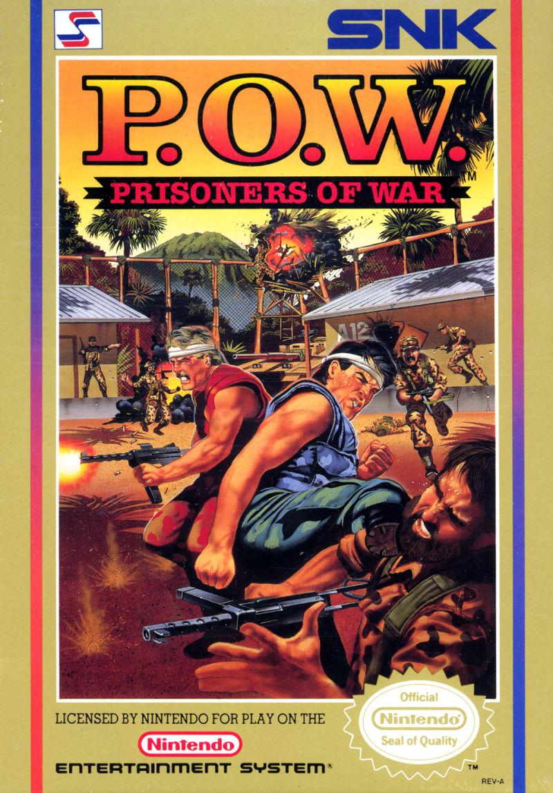 P.O.W.: Prisoners of War