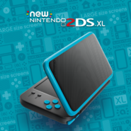 New Nintendo 2DS XL - Promo 01
