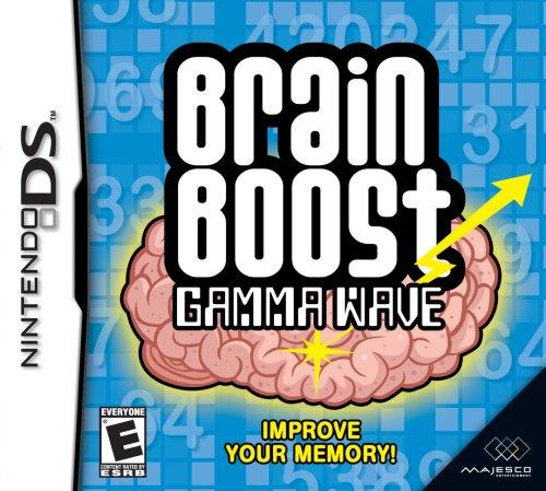 Brain Boost: Gamma Wave