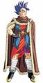 DQVI Hero fur-cape