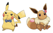 Pokémon Let's Go, Pikachu! and Let's Go, Eevee! - Customize individual 01