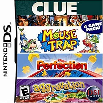 Clue/Mouse Trap/Perfection/Aggravation
