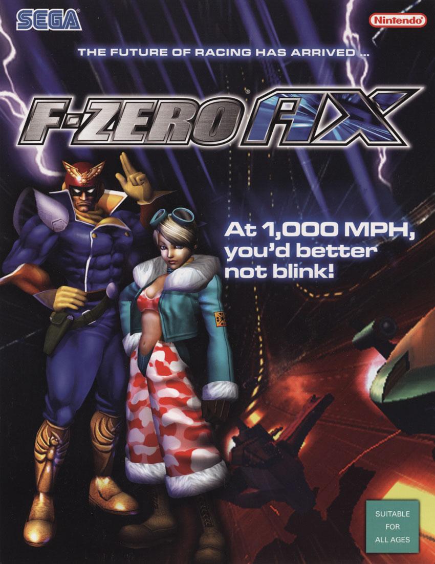 F-Zero AX