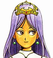 Maya DQIV golden-tiara