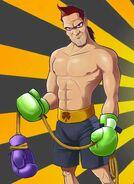 Aran Ryan Title Defense