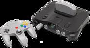 Nintendo 64 Console & Controller