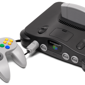 Nintendo 64 Console & Controller.png