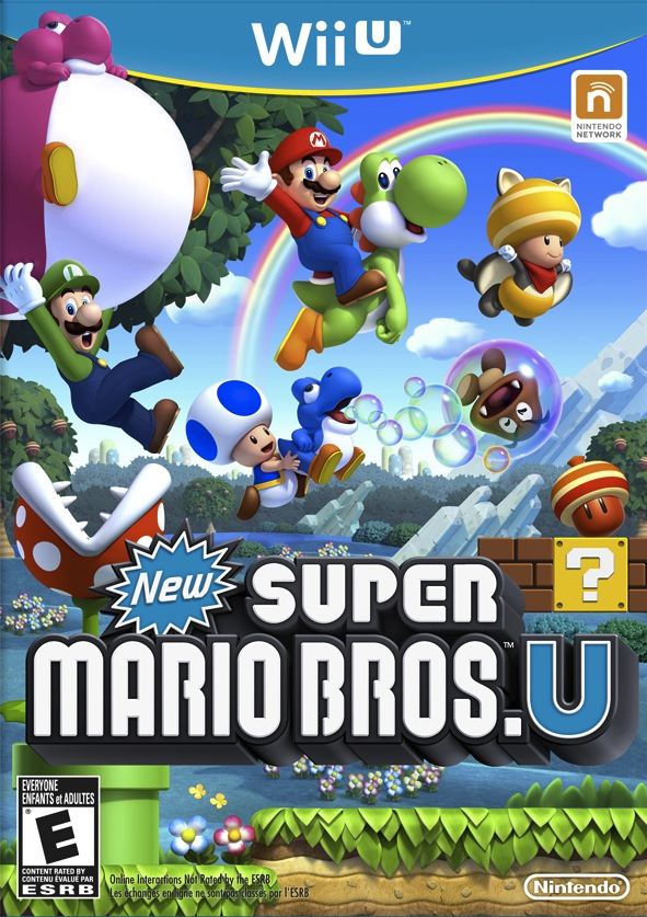 New Super Mario Bros U Nintendo Fandom