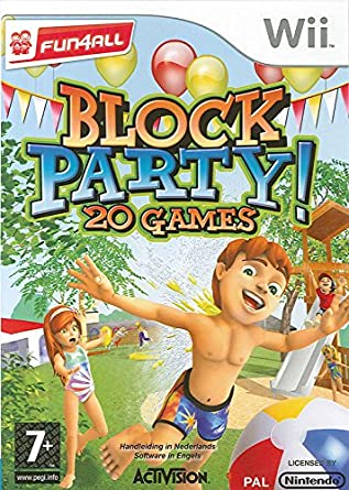 Block Party! 20 Games