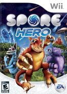 Spore Hero (Wii) (NA)