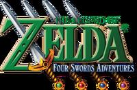The Legend of Zelda - Four Swords Adventures Logo.png