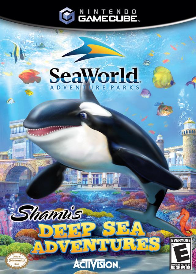 Sea World Adventure Parks: Shamu's Deep Sea Adventures