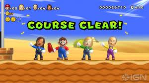 New Super Mario Bros. Mii