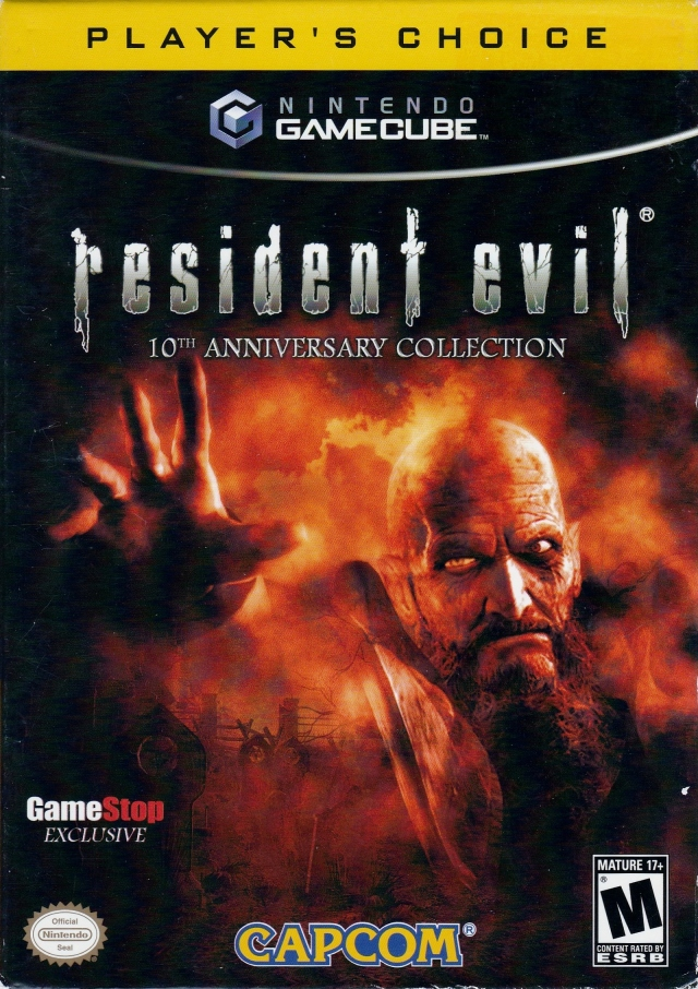 Resident Evil: 10th Anniversary Collection