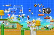 Super Mario Maker 2 - Artwork 01