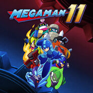 Icono Megaman 11