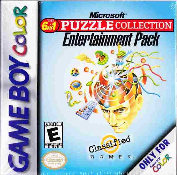 Microsoft: The 6 in 1 Puzzle Collection Entertainment Pack