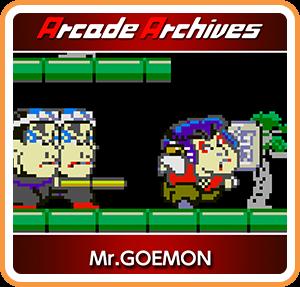 Mr. Goemon