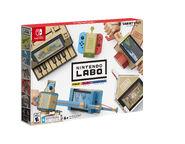 Nintendo Labo - Packaging - Variety Kit