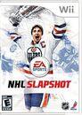 NHL Slapshot (NA) real box art