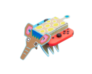 Nintendo Labo - RC Car - Custom 2 (no shadow)