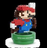 Amiibo - Mario 30th - Modern - Angle