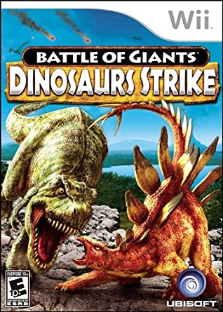 Combat of Giants: Dinosaur Strike