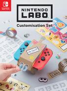 Nintendo Labo - Customisation Set (UK)