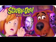 Scooby-Doo! First Frights All Cutscenes - Full Game Movie (Wii, PS2)