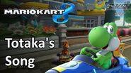 Mario Kart 8 - Totaka's Song