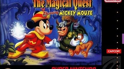 The Magical Quest starring Mickey Mouse/videos