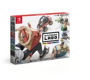 Nintendo Labo - Vehicle Kit - Packaging