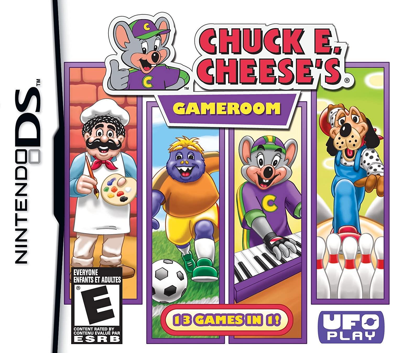Chuck E. Cheese's Game Room