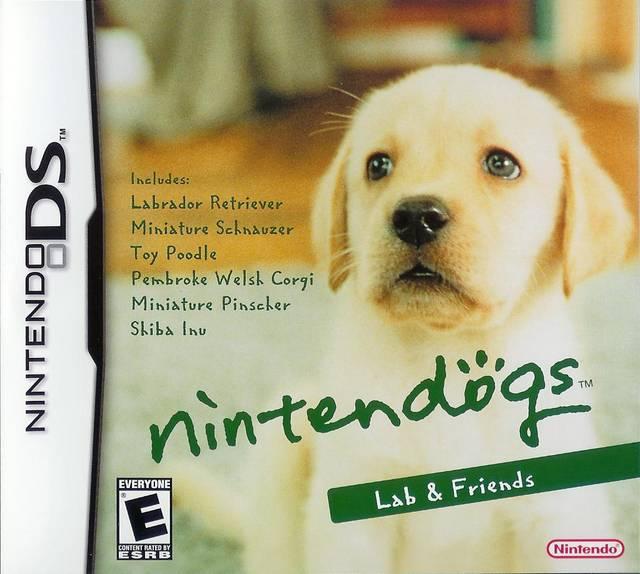 Nintendogs: Labrador & Friends