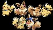 Pokémon Let's Go, Pikachu! and Let's Go, Eevee! - Customize group 01