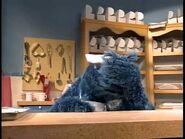 Cookie Monster baking cookies - 9